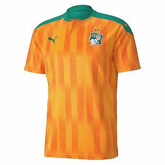 2020-2021 ساحل العاج قميص الوطن