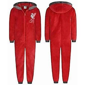 Liverpool Mens Onesie / Jumpsuit