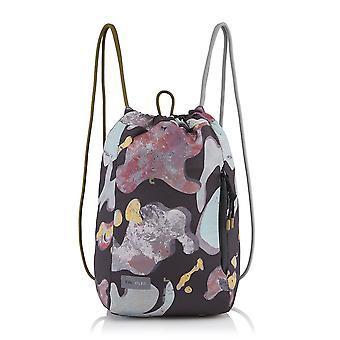 Crumpler Squid S Drawstring Backpack black liquid camo 7 L