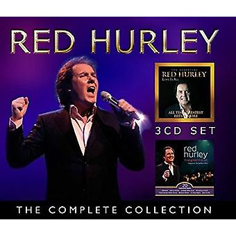 Red Hurley - Red Hurley: Complete Collection [CD] Usa tuonti