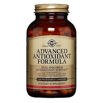 Solgar Avanceret Antioxidant Formel Vegetabilske kapsler, 120 V Caps