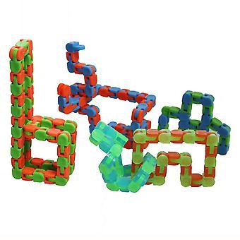 Spinner-αλυσίδα antistress παιχνιδιών για και ενήλικες, ποδήλατο-αλυσίδα spinner βραχιόλι