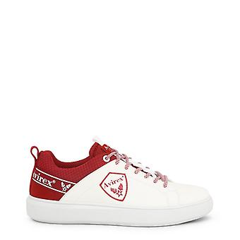 Avirex av01m80631 ανδρικά δερμάτινα αθλητικά παπούτσια