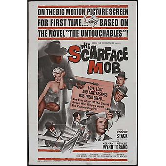 Scarface Mob Movie Poster (11 x 17)