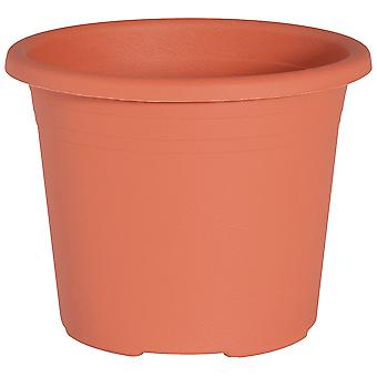 Cylindro pot 30 cm / 5.5 Litre terracotta 641 030 06
