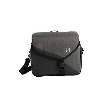 Willex Bicycle/Shoulder Bag 800 17L Grey