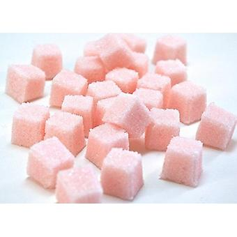 Rose Petal Flavored Sugar Cubes