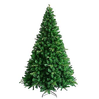 Homemiyn Mixed Leaf Easy To Assemble Christmas Tree