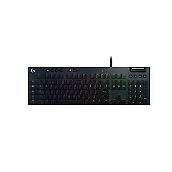 Logitech G815 Lightsync Rgb Mechanical Gaming Keyboard Gl Clicky
