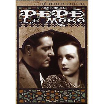 Pepe Le Moko [DVD] USA import