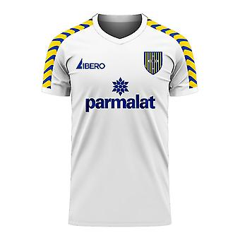 Parma 2020-2021 Home Concept Football Kit (Libero) - Kids