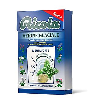 Swiss Herbal Candies - Glacial Action 50 g