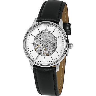 Jacques Lemans - Wristwatch - Men - Retro Classic Hand Winding - N-207ZA