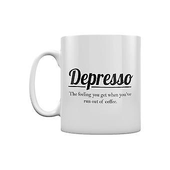 Grindstore Depresso Mug