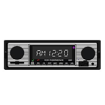 Adeeing Auto Car Radio Bluetooth Vintage Wireless Mp3 Multimedia Player