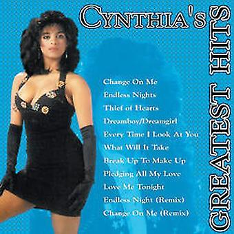 Cynthia - Greatest Hits [CD] USA import