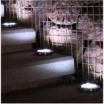 Buried Solar Garden Lights Waterproof For Outdoor Walkway Lawn Pathway Yard