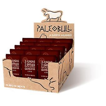 Paleobull Energy Bars Box 15 units