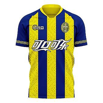 Hellas Verona 2020-2021 Home Concept Jalkapallosarja (Airo)