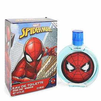 Spiderman Marvel Eau De Toilette Spray 3,4 oz/100 ml (miehet)