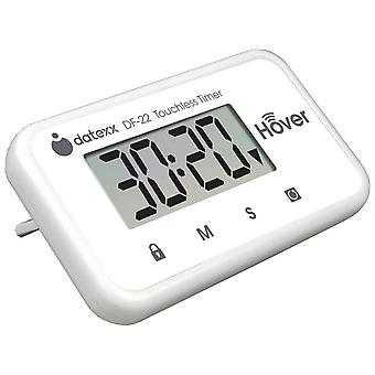 Miracle Hover Timer - Conto alla rovescia touchless, bianco
