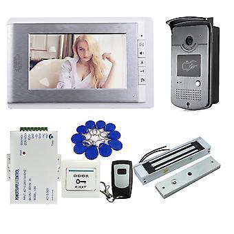 Video Intercom Deurbel Systeem