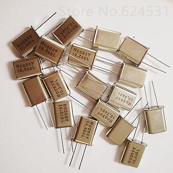 10pcs Hc-49u 10.240mhz Passive Inline Crystal 10.24m 10.240m Dip 2p Resonator