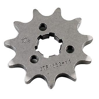JT Sprocket JTF1552.11 Steel Front Sprocket 11 Tooth Fits Yamaha
