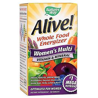 Nature's Way Alive Max3 Women's Max Potency 90 Tablets
