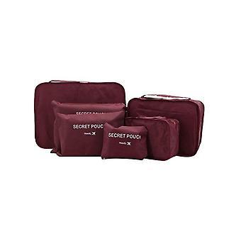 Rejsearrangør Opbevaring & Sæt Tøj Organizer Tasker Pose / kuffert Hjem