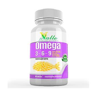 Omega 3-6-9 90 softgels