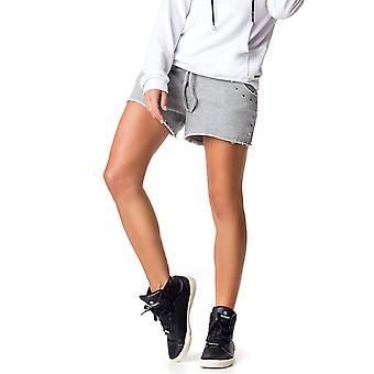 Shorts 92 Sweats Mit Hotflix Grey