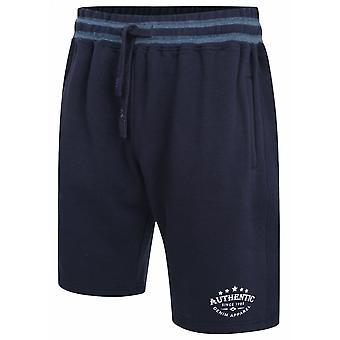 KAM Kam Mens Big Size Fashion Jog Shorts