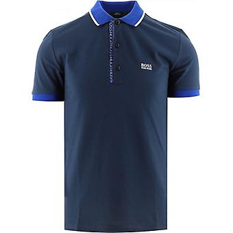 BOSS Blue Paule 4 Polo Shirt