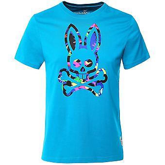 Psycho Bunny Crew Neck Bradley T-Shirt