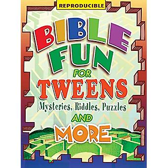 Bible Fun for Tweens - Mysteries - Riddles and More by Marcia Stoner -