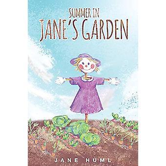 Summer in Jane's Garden by Jane Huml - 9781635253726 Book