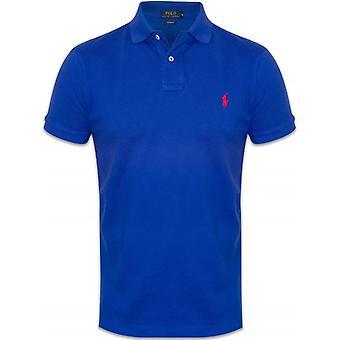 Polo Ralph Lauren Graphic Slim Fit Polo Shirt
