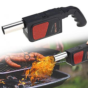 Air Blowers Outdoor Camping Portable Electric Cooking Bbq Fan