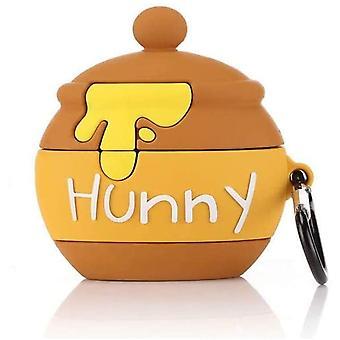 Pouzdro kompatibilní s AirPods Pro-Honey Pot