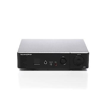 Gustard h16 xlr/rca zrównoważony wzmacniacz słuchawkowy przed wzmacniaczem