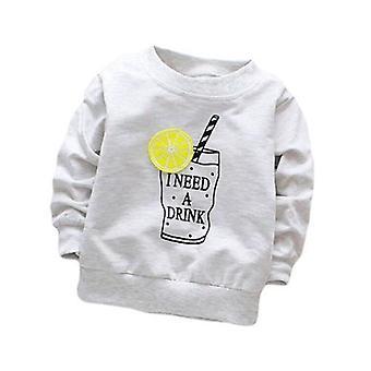 Nyfødte T-shirts, Efterår's Tøj