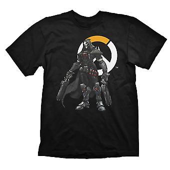 Overwatch, T-shirt - Reaper Logo
