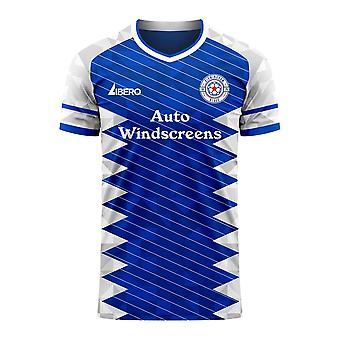 Birmingham 2020-2021 Home Concept Football Kit (Libero) - Baby