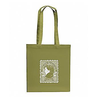 Texlab VEND-167400, Unisex Fabric Bag Adult, Olive, 38 cm x 42 cm