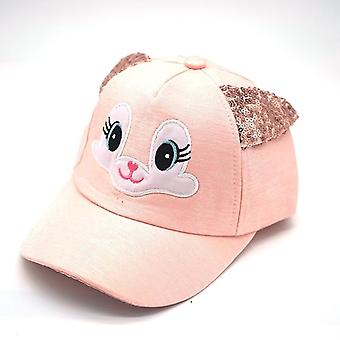Child Cat Baseball Caps, Summer Baby Sun Hats