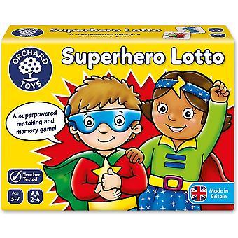 FengChun Superheld Lotto Spiel