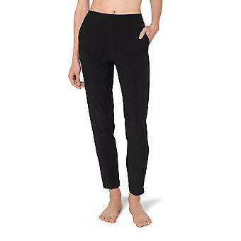 Womens Autumn Mid-Rise Ankle Pant