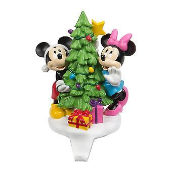 Widdop Disney Weihnachtsstrumpf Aufhänger