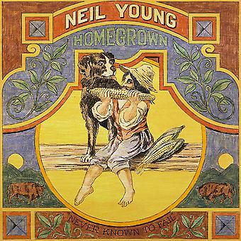 Neil Young - Homegrown Vinyl